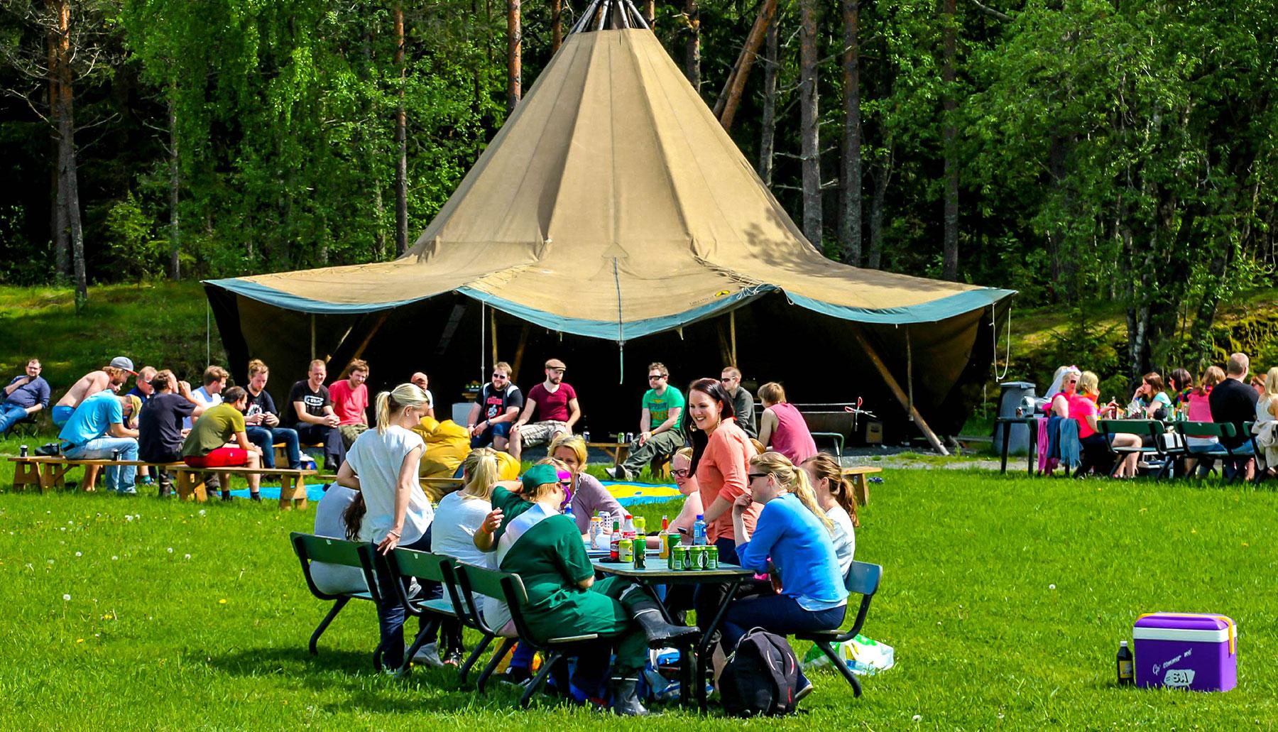 Sommerfest oslo med aktiviteter mat / drikke Akershus østfold